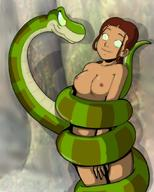 avatar_the_last_airbender brown_hair coils dark_skin disney femsub happy_trance hypnotic_eyes kaa kaa_eyes katara p.chronos short_hair snake the_jungle_book topless western // 850x1063 // 118.9KB